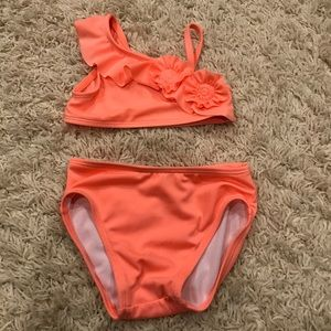 Other - Crazy 8 girls two piece swimsuit 18-24 mos